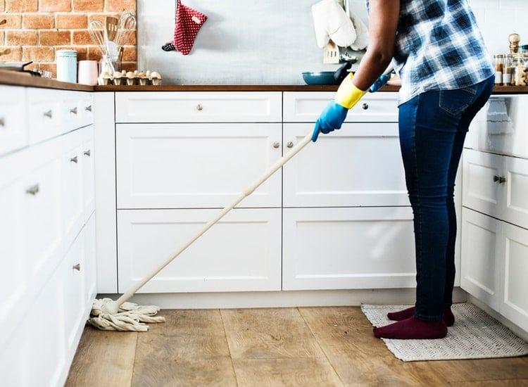 parassiti in cucina