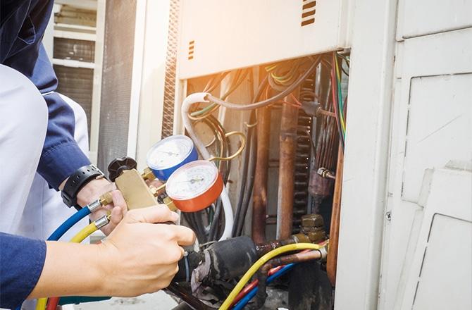 impianti termoidraulici idraulico roma