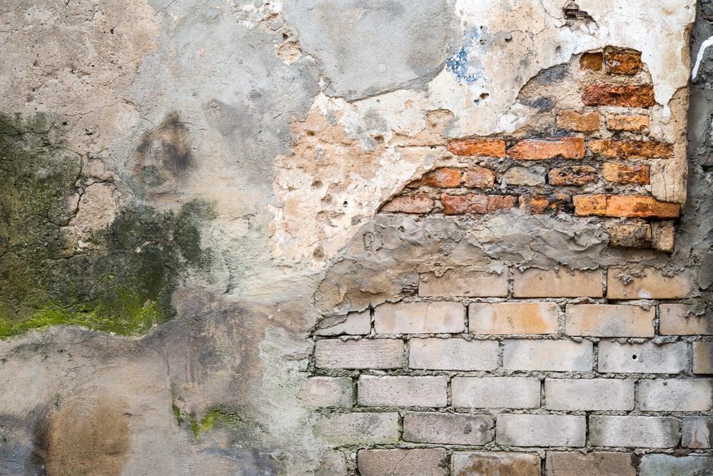 impermeabilizzazione di un terrazzo a Roma danneggiato