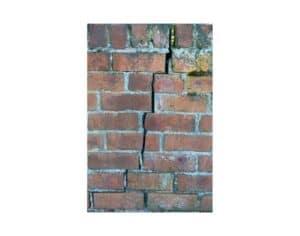 Crepe nei muri esterne