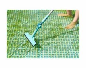 Strumento per pulire piscina gonfiabile
